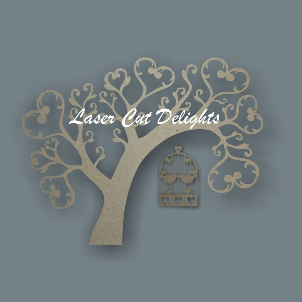 Tree T 6 / Laser Cut Delights