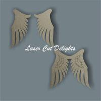 Wings (angel)  / Laser Cut Delights