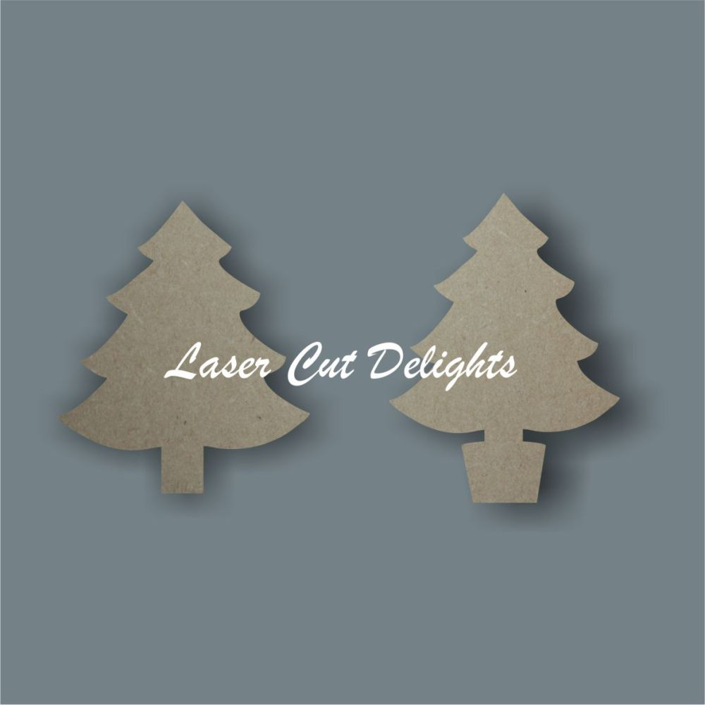 Bauble Christmas Tree / Laser Cut Delights