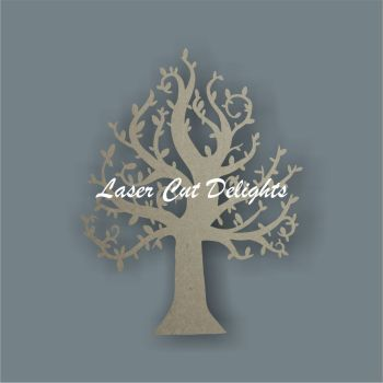 Tree T17 / Laser Cut Delights