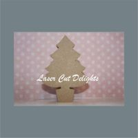 Christmas Tree 18mm / Laser Cut Delights