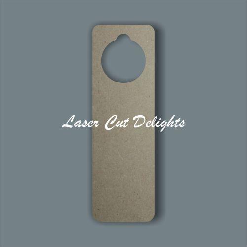 Curved Edges Door Hanger