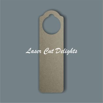 Door Hanger - Ornate Top