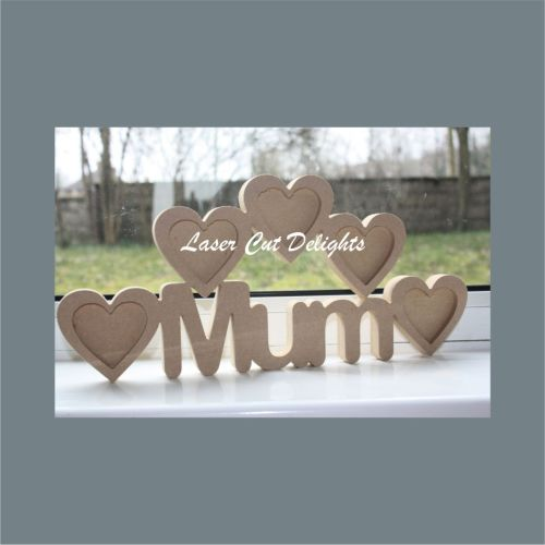 photoframe with mum