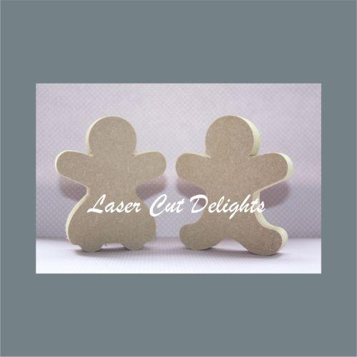 Gingerbread Man/Woman 18mm