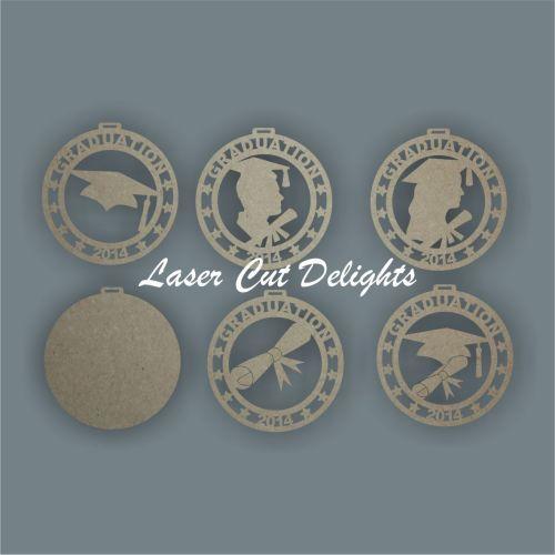 Graduation Medals 3mm 10cm