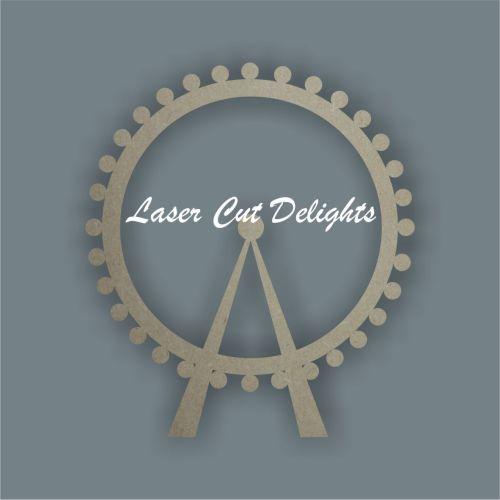 London Eye Ferris Wheel 3mm 10cm