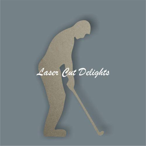 Golfer 3mm