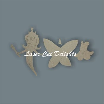 3D Tooth Fairy / Laser Cut Delights