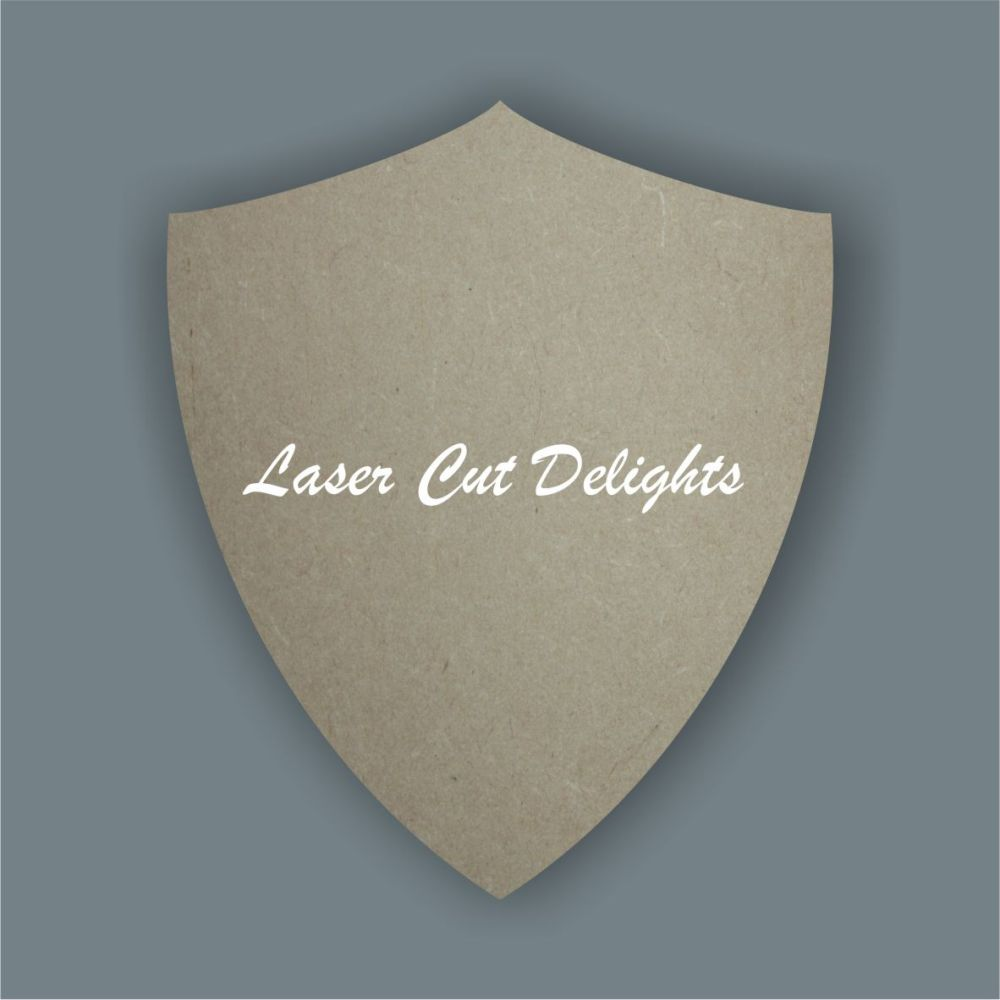 Shield / Laser Cut Delights