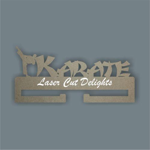 Medal Karate Hanger 30cm