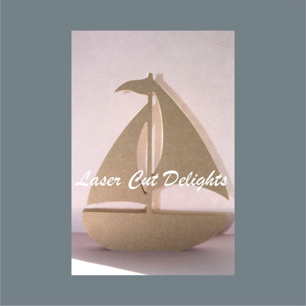 Sail Boat 15cm 18mm