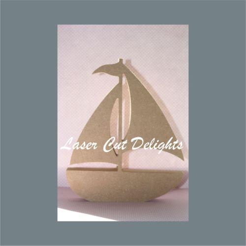 Sail Boat 18mm