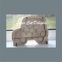 Drop Box CAR Reward Chart /Laser Cut Delights