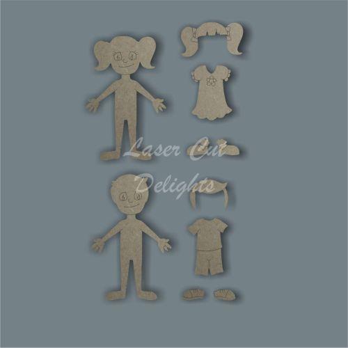 3D Children 3mm 10cm