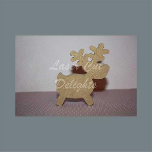 Reindeer Cute 18mm
