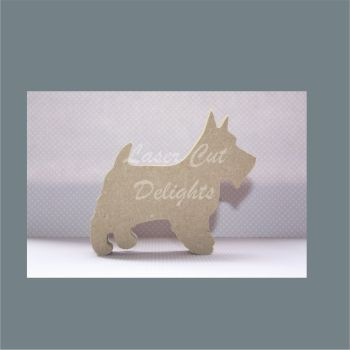 Scottie Dog 18mm