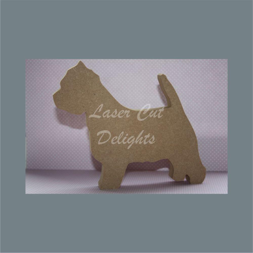 Westie Dog 18mm
