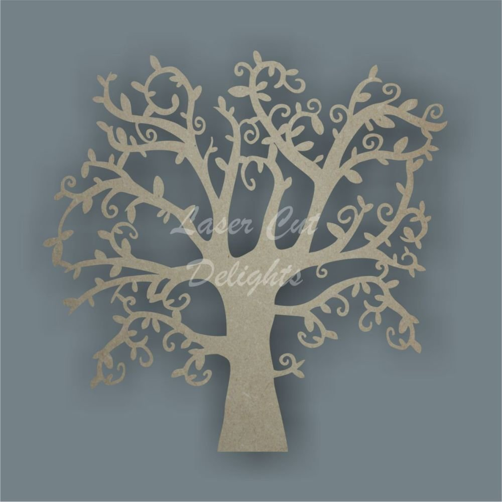 Tree T13 / Laser Cut Delights