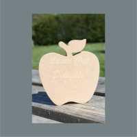 Apple (Classic) 18mm / Laser Cut Delights