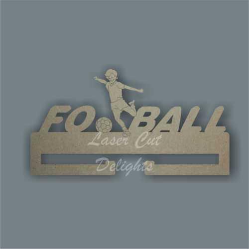 Medal FOOTBALL Hanger 30cm