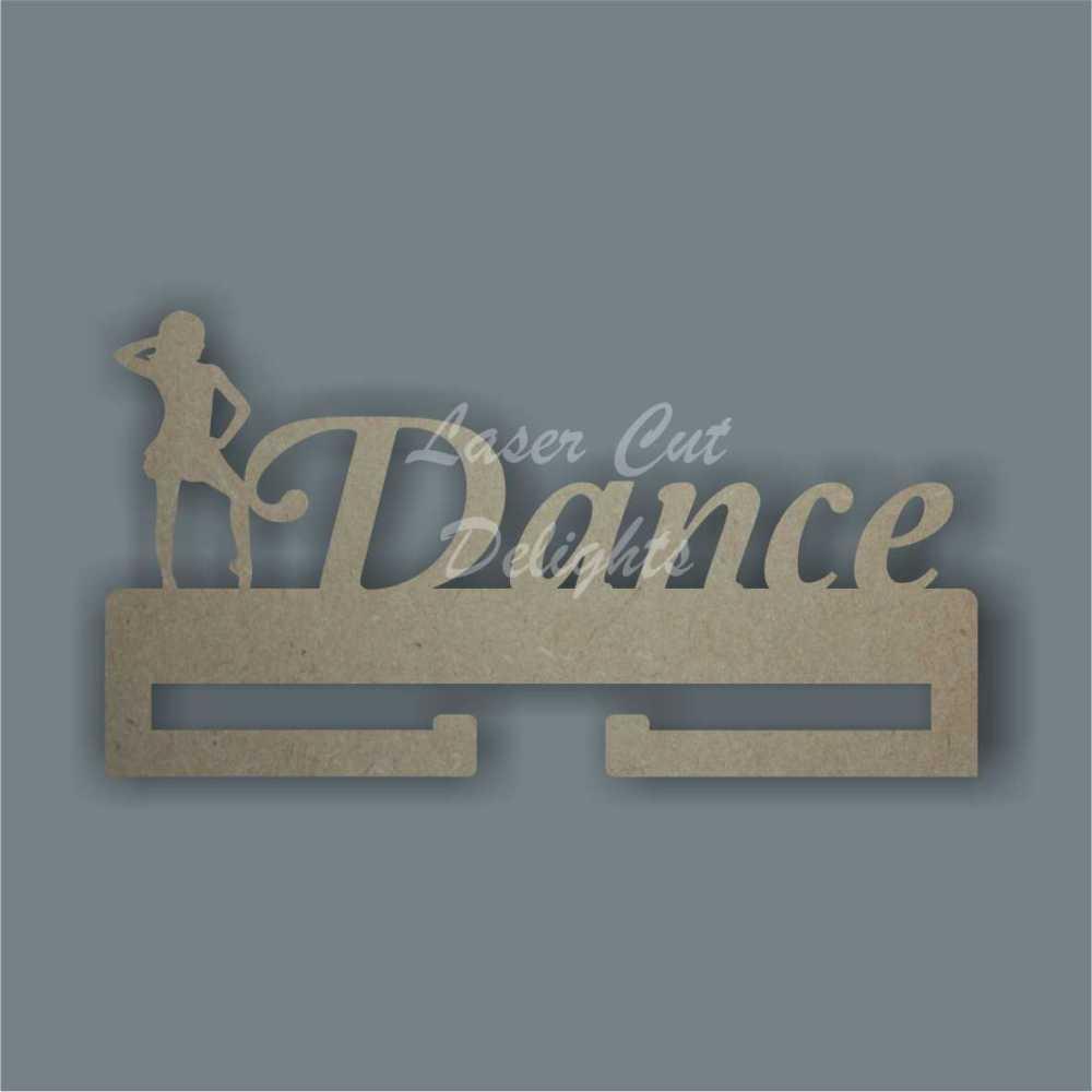 Medal DANCE Hanger / Laser Cut Delights