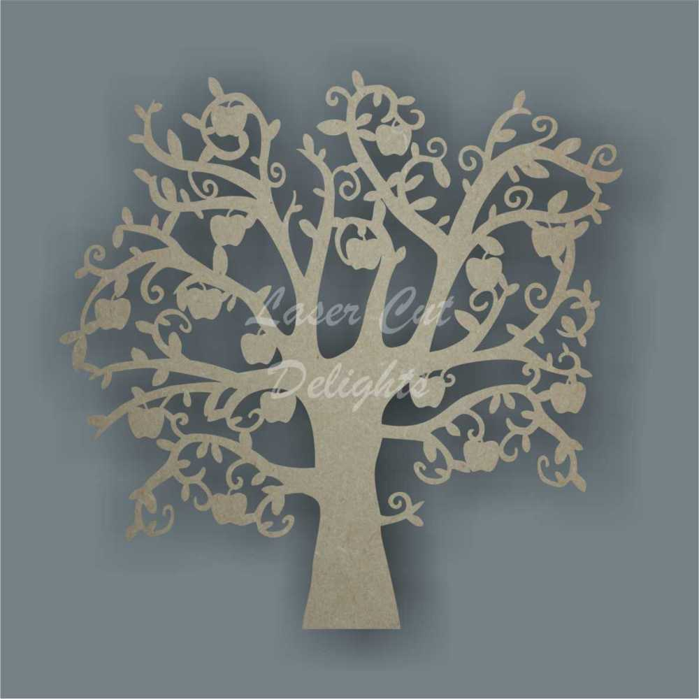 Tree T 4 / Laser Cut Delights