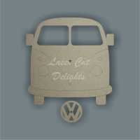 CLOCK - Campervan / Laser Cut Delights