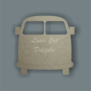 Campercan VW from front 3mm 10cm