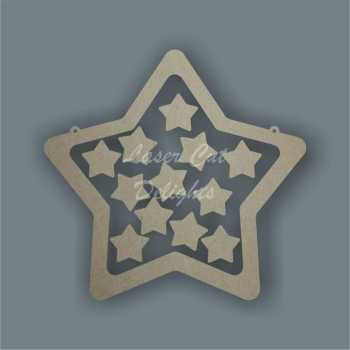 Drop Box STAR Reward Chart 20x20cm