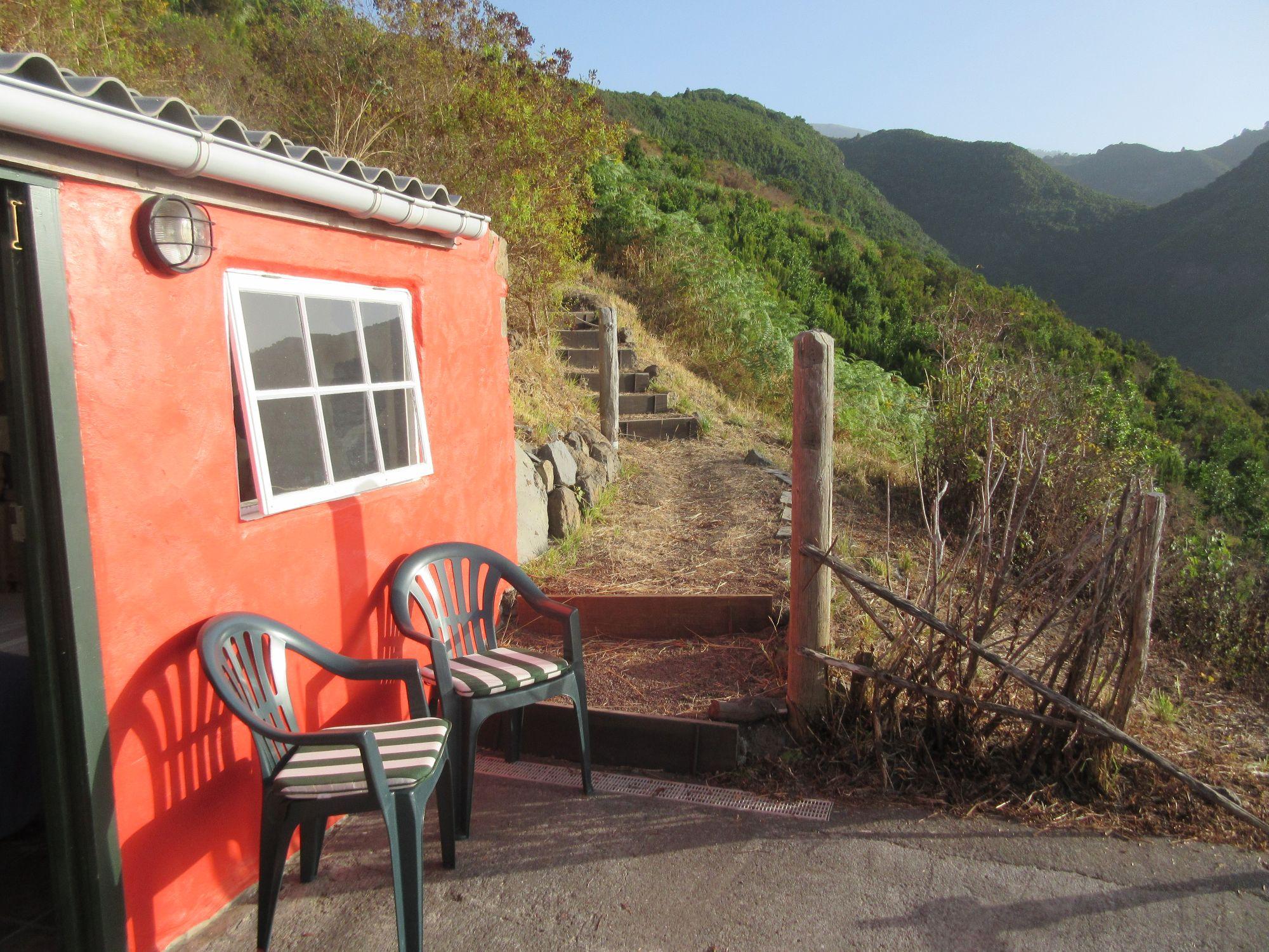 private studio accommodation