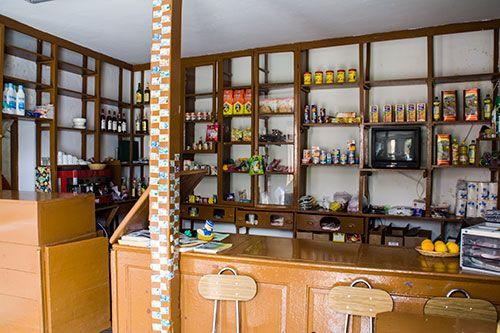el tablado bar cafe Garafia