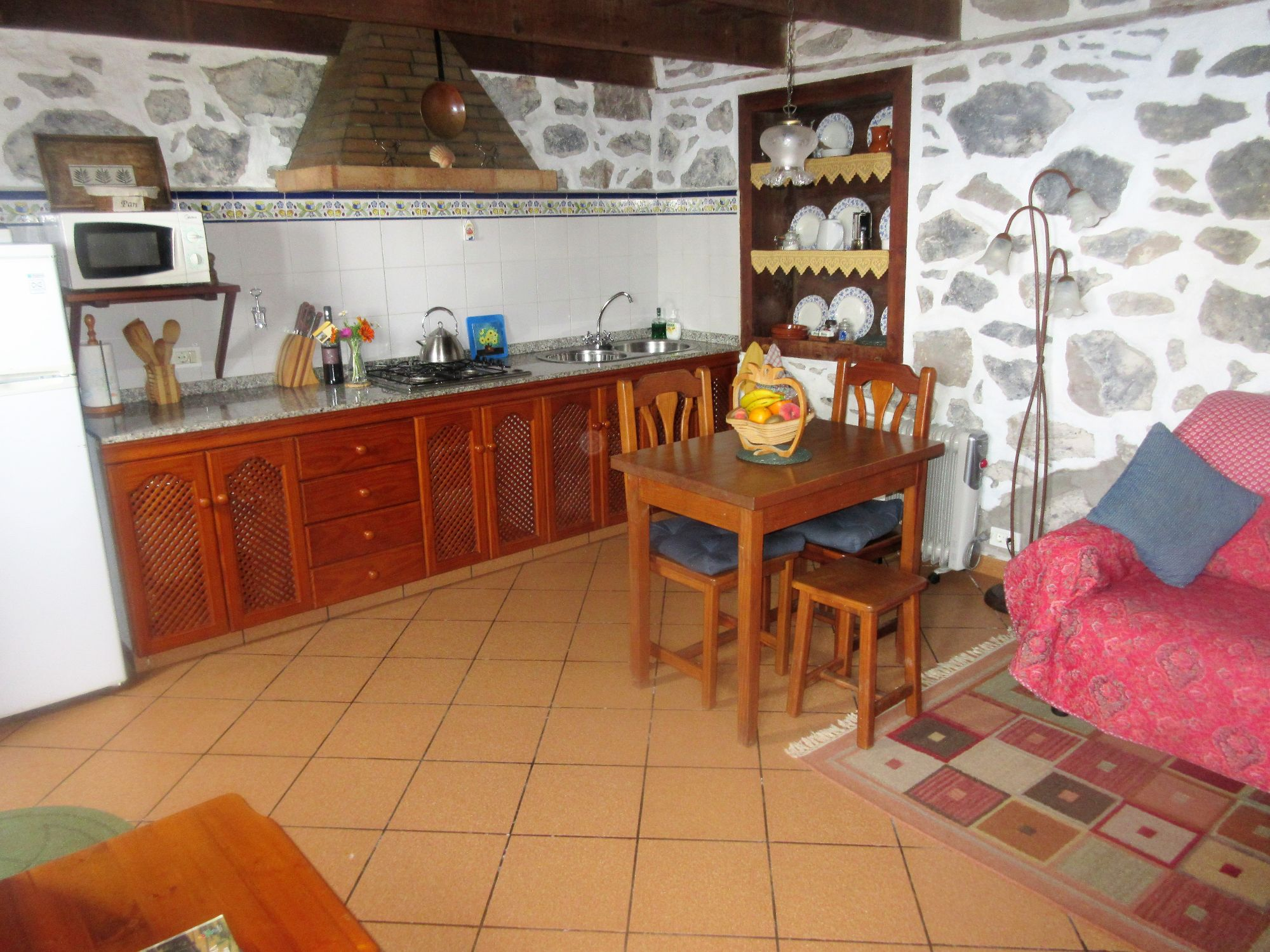 cottage accommodation la palma