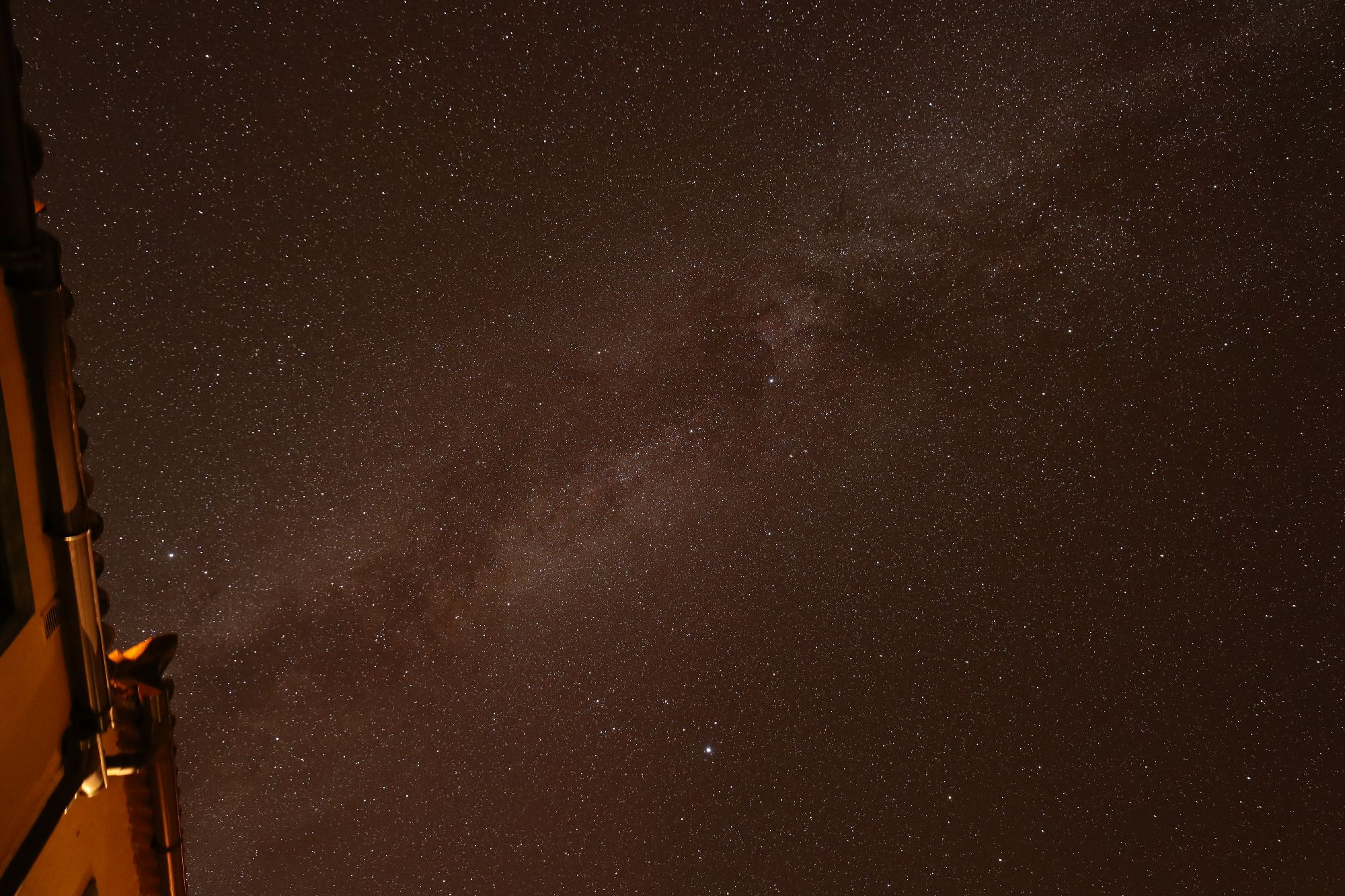 astronomy star gazing garafia la palma
