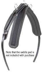 S2 Close Contact Shaft Loop Saddle