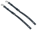Clip-On Traces - Black