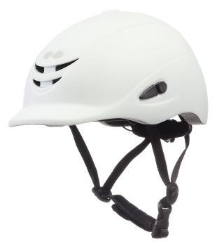 Oscar Junior Helmet - White