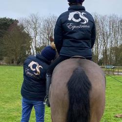 Chandelles Equestran Holkham  Down Feel Jacket