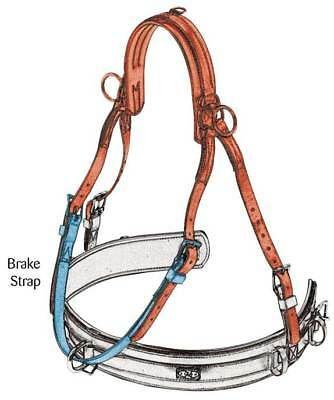 Classic or Empathy Breastplate Break strap Zilco