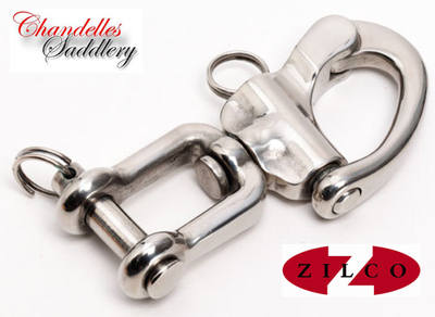 Zilco Horse Harness Quick Release Snap Shackle 13cm