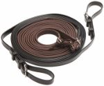 Zilco R-Grip Single Reins Black/Brown