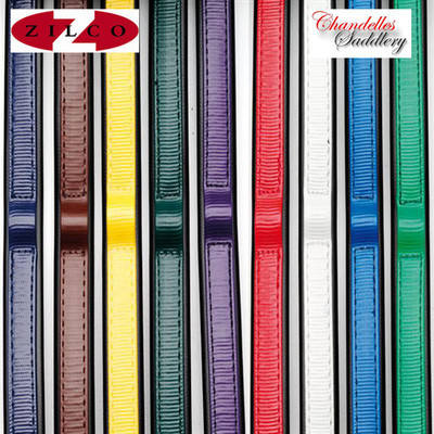 Zilco Browband (Various Colours to Match Harness)
