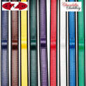 Browband Zilco (Various Colours to Match Harness)