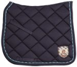 ZILCO Clan Dressage Saddlecloth - Navy