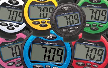 Optimum Time Ultimate Event Stop Watch for Equestrian Eventing /carriage dr