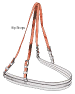 Hip Straps Only (ZGB)breeching