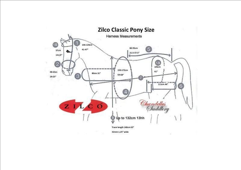 Zilco classic pony
