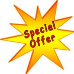 <!-- 009 -->Special Offers