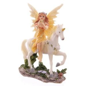 unicorn and yellow fairy