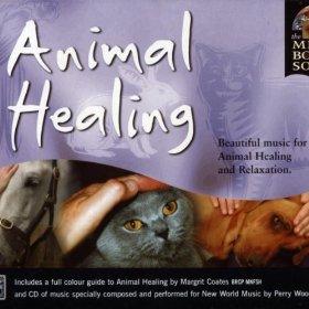 animal healing cd
